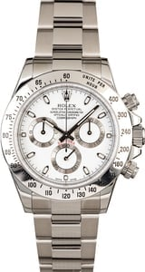 Factory Stickered Rolex Daytona 116520 Cosmograph