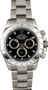Rolex Daytona 116520 Stainless Steel Watch