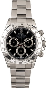 Daytona Rolex 116520 Serial Engraved