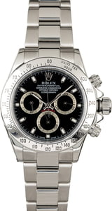 Rolex Daytona 116520 PreOwned Men's Watch
