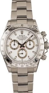 Pre-Owned 40MM Rolex 116520 Daytona