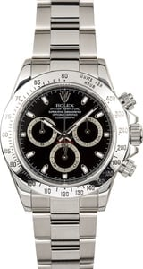 Rolex Daytona 116520 Serial Engraved