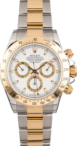 Pre-Owned Rolex Daytona 116523 Two Tone