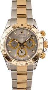 Used Rolex Daytona Two Tone 116523