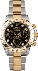 Rolex Daytona 116523 Black Diamond