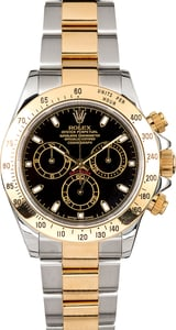 Rolex Daytona 116523BKSO Superlative Chronometer