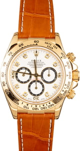 Rolex Daytona 16518 Yellow Gold