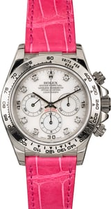 Rolex Daytona 16519 Diamond Dial