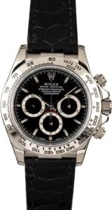 White Dial Rolex Daytona 16519 – Replica Watches Vip ...