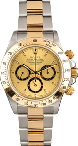Rolex Daytona Cosmograph 16523 Champagne Dial