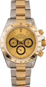 Used Rolex Daytona 16523 Champagne Dial 40MM