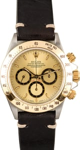 Rolex Daytona 16523 Champagne Dial Certified Pre-owned