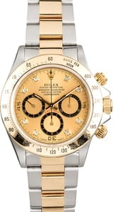 Rolex Daytona 16523 Diamonds