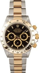 Rolex Daytona Black 16523 Certified Pre-Owned