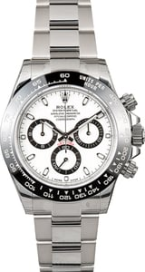 PreOwned Rolex Daytona Cosmograph 116500