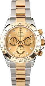 Rolex Daytona Cosmograph 116523 Diamonds