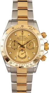 Rolex Daytona Two Tone 116523