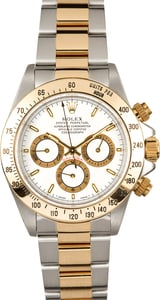 Rolex Daytona Two-Tone 16523 Certified Pre-Owned