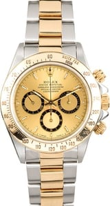 Rolex Daytona Two-Tone 16523 Chronograph