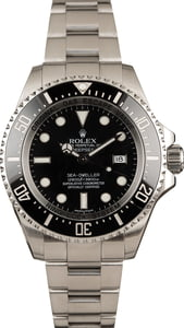 Rolex Deepsea Sea Dweller 116660