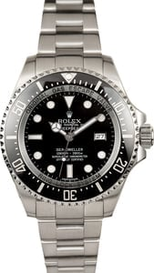 Rolex Deepsea Sea-Dweller 116660 Black Ceramic