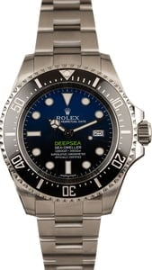 "Pre-Owned Rolex Deepsea SeaDweller 116660B ""James Cameron"" Watch t"