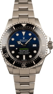 PreOwned Rolex Deepsea 116660B James Cameron