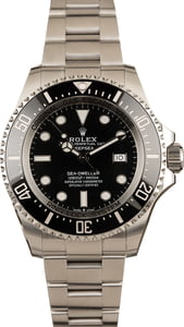 Pre Owned Rolex 126660 DeepSea