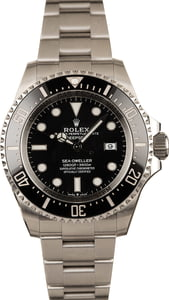 Pre-Owned 44MM Rolex 126660 Sea-Dweller