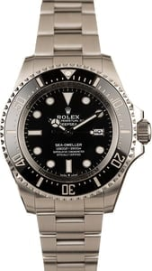 Pre-Owned Rolex 126660 SeaDweller 44MM