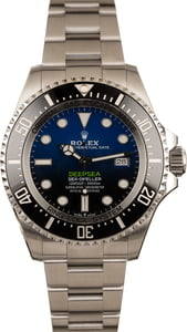 Used Rolex DeepSea 126660 D-Blue Ceramic Model