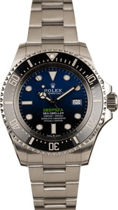 Rolex DeepSea 126660B D-Blue Ceramic Model