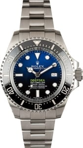 Rolex Deepsea Sea Dweller D-Blue 116660B