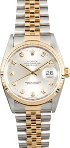 Rolex Diamond Datejust 16233