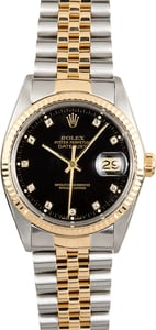 Rolex Diamond Datejust 16013 36MM