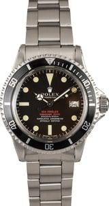 Vintage 1971 Rolex Double Red Sea-Dweller 1665