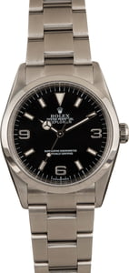 Rolex Explorer 114270 Men's at Bob's Watches