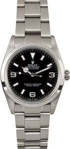 Rolex Explorer 114270 Stainless