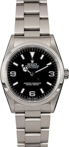 Rolex Explorer 14270 100% Authentic
