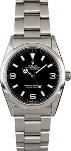 Rolex Explorer 14270 Steel Oyster Band