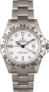 Rolex Explorer II Men's Stainless 16570