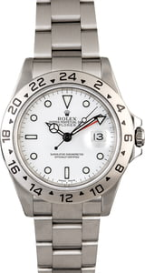 Pre-Owned Men's Rolex Explorer II 16570