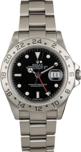 Pre Owned Rolex Explorer II Stainless 16570