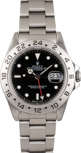Used Rolex Explorer II Ref 16570 Black