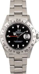 Used Rolex Explorer 16570 Stainless Steel