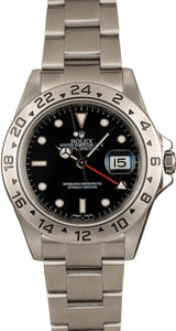 Used Rolex Steel Explorer II Ref 16570
