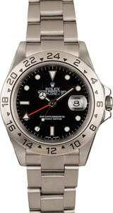 Men's Rolex Explorer II Men's Stainless Steel 16570