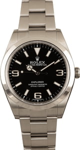 Rolex Explorer 214270 Men's Watch