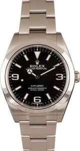 Pre-Owned Mark II Rolex Explorer 214270