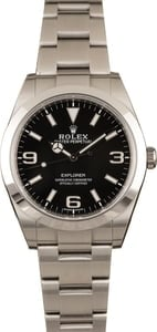 Pre-Owned Rolex Mark II Explorer 214270
